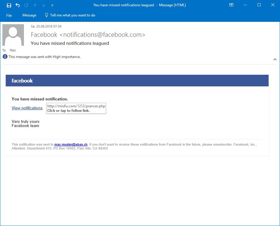 Screenshot Frage 1