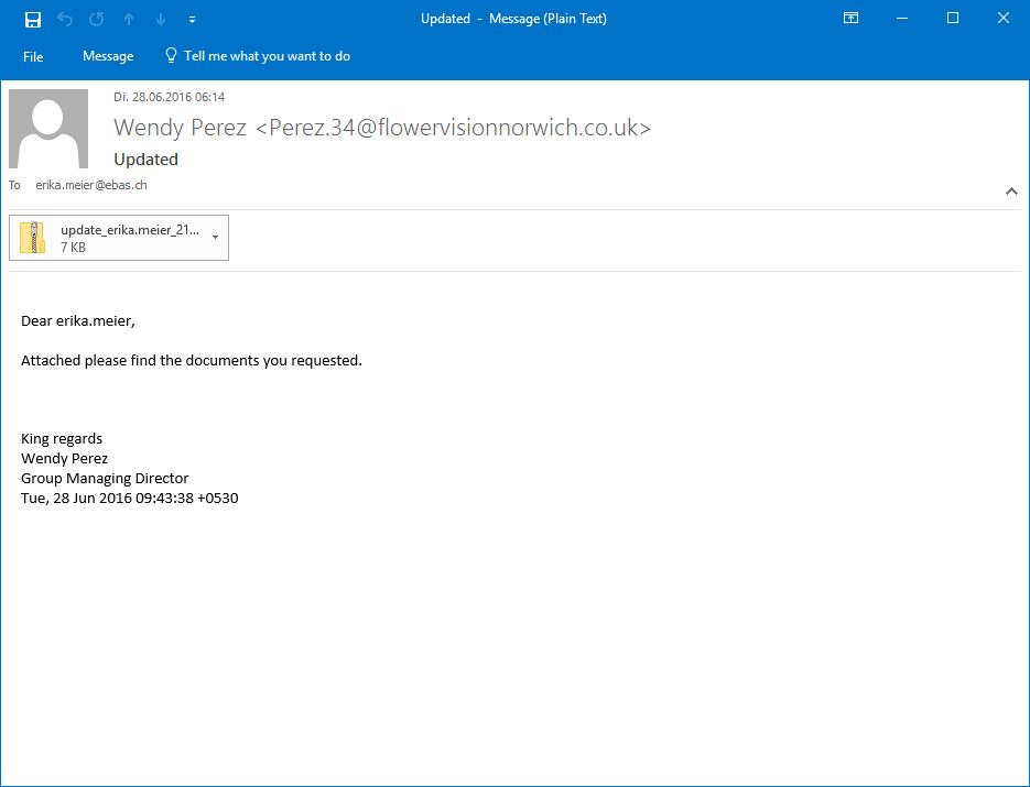Screenshot Frage 3